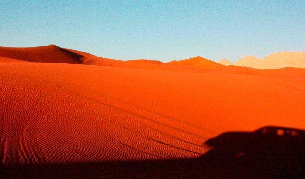essay on desert in dubai Dubai before the boom: staggering pictures show how emirate went from desert backwater to the manhattan of the middle east in just 50 years by kerry mcqueeney.