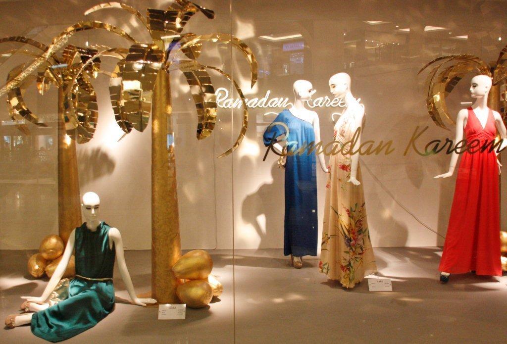 Arabic zeal more ramadan eye candy for Dubai fashions home decorations