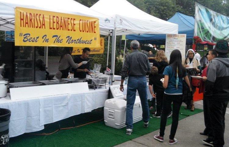 Arabic zeal seattle - Food booth ideas ...