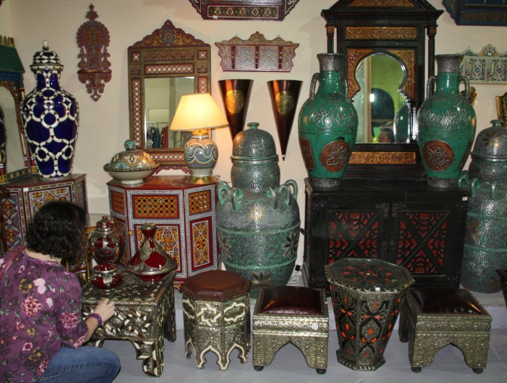 Arabic zeal guide to the global village for Home decor and furniture