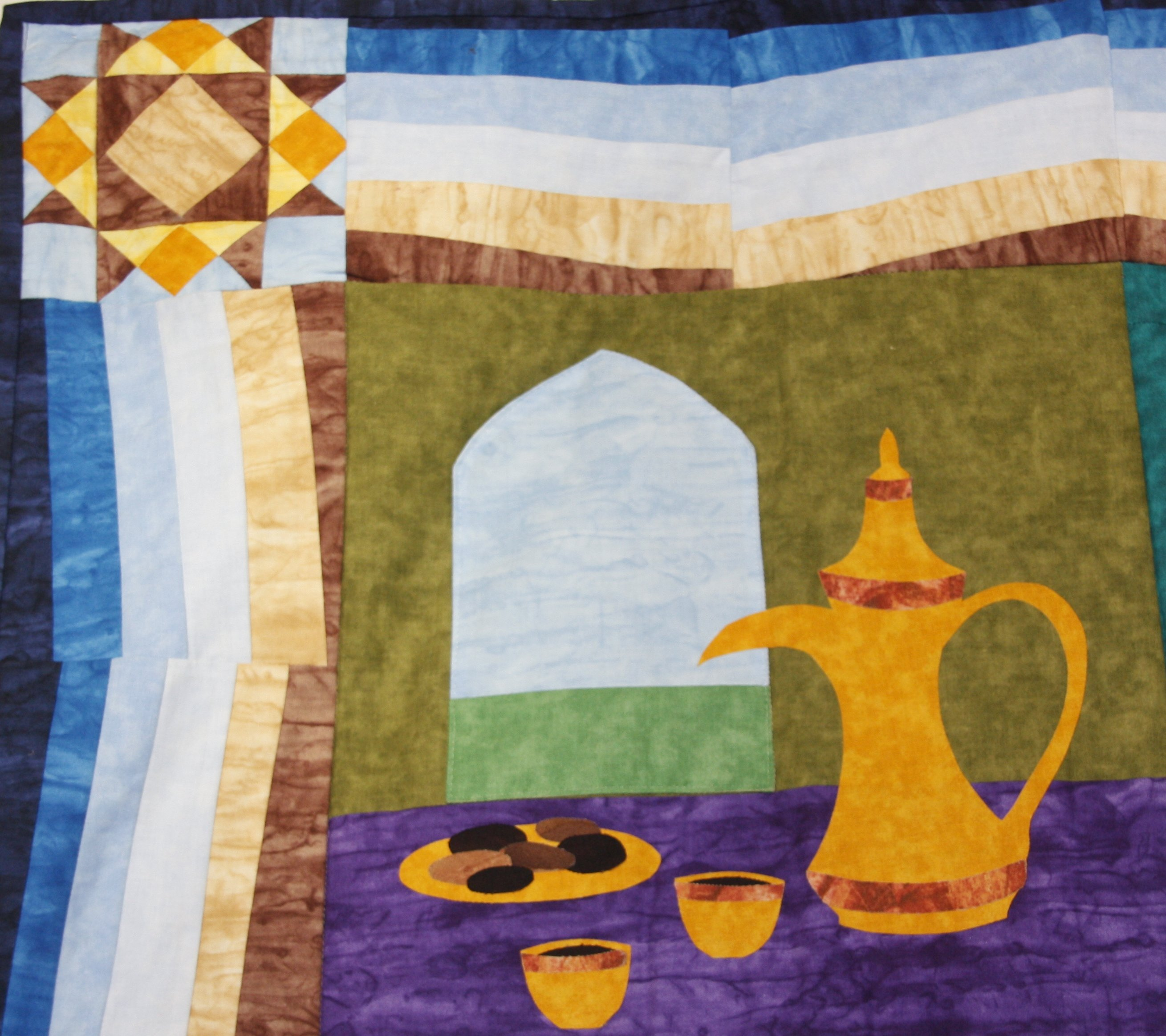 Arabic Zeal » Arab Quit patterns : craft quilt - Adamdwight.com