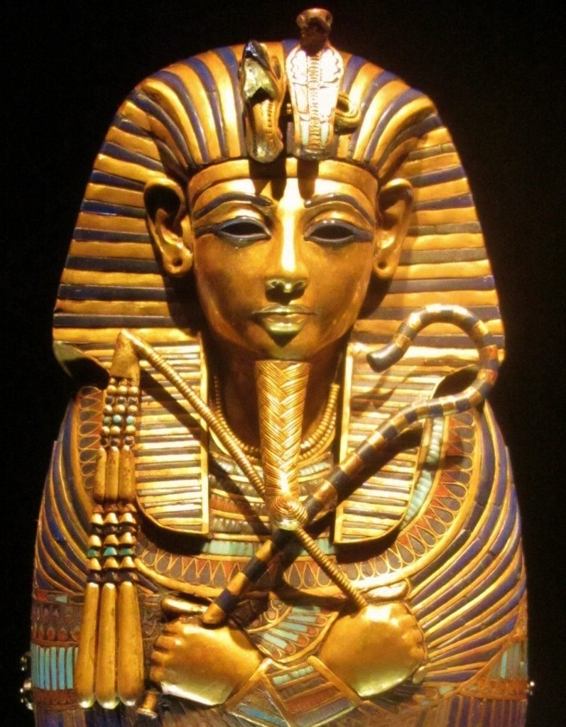 Ancient Egypt King Tut