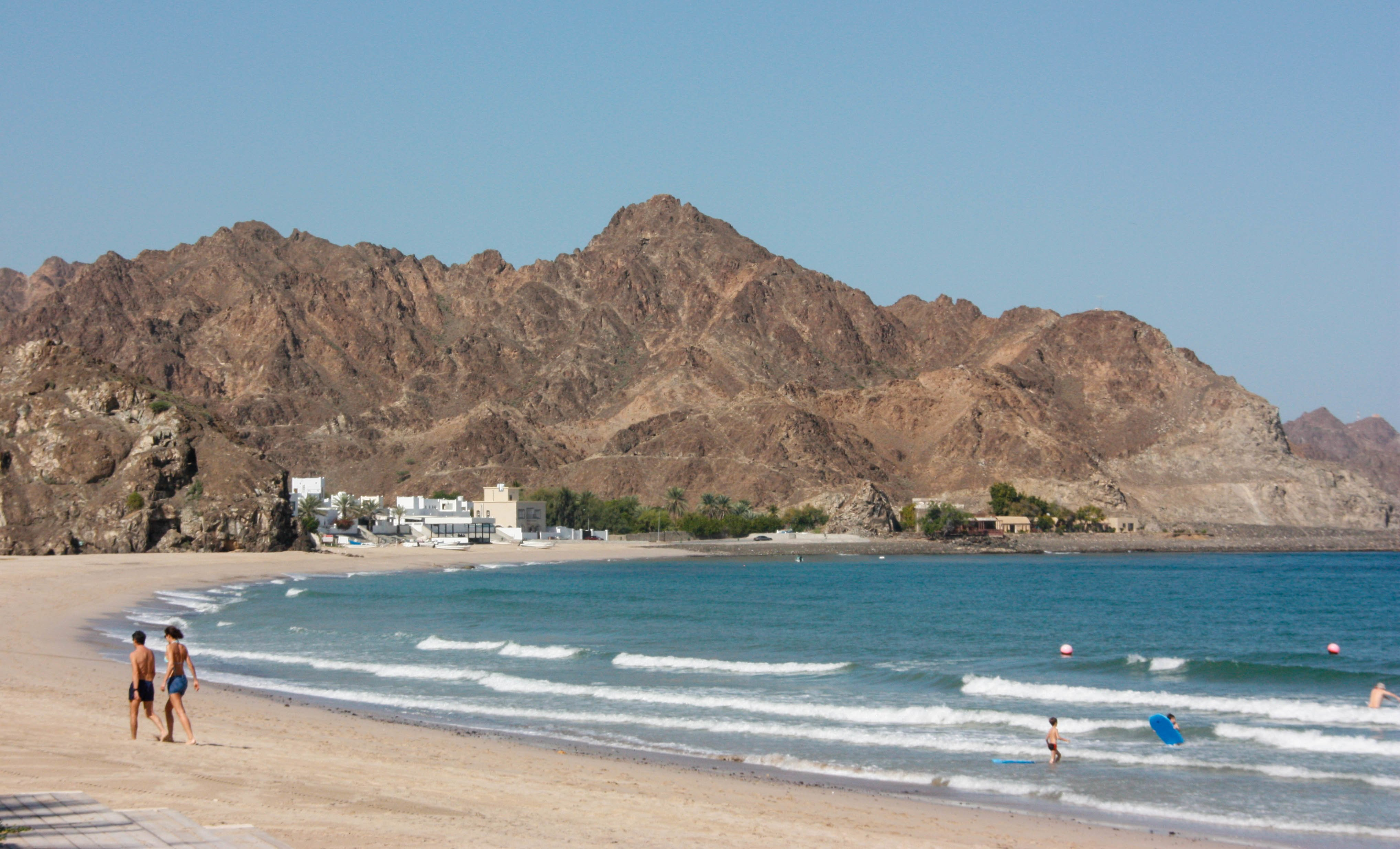 Breezes Beach Club and Spa and Muscat | Audley Travel