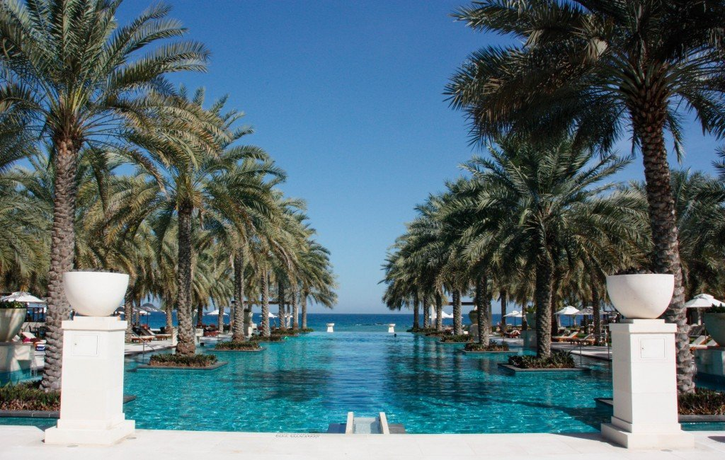 Al Bustan Palace Hotel