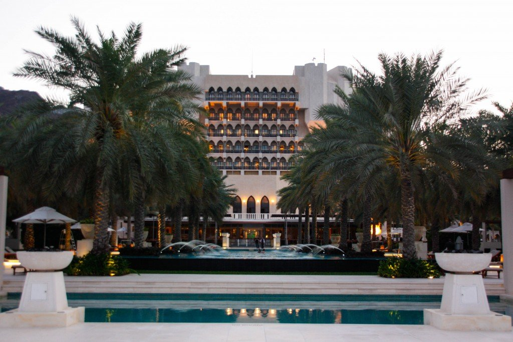 Al Bustan Palace Hotel Muscat