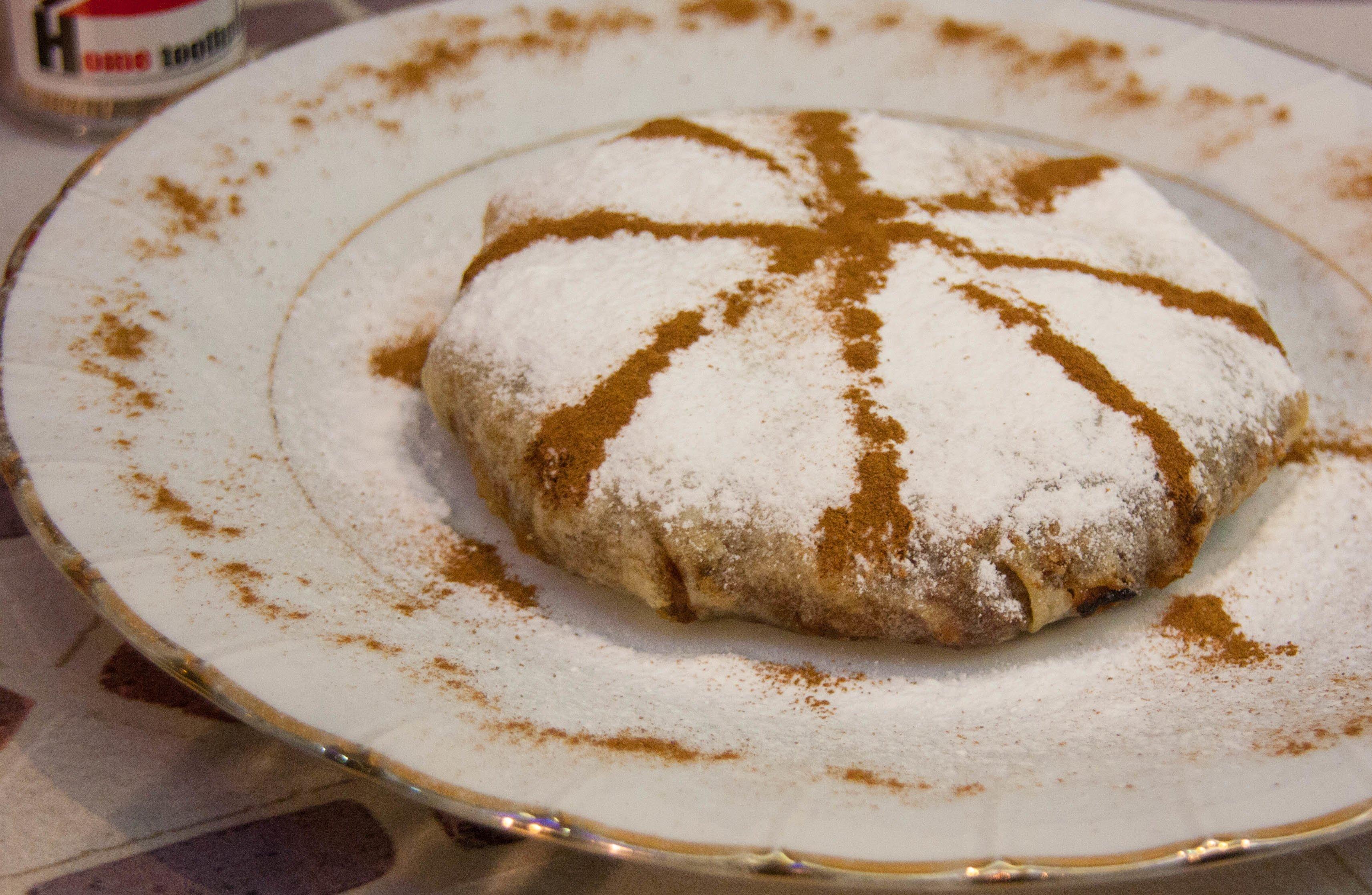 Arabic zeal arab foods frying pan adventures moroccan bastilla forumfinder Images
