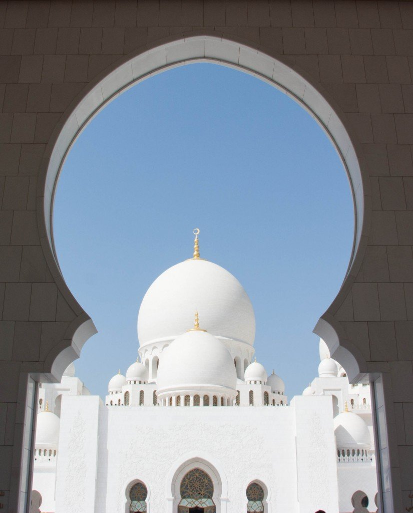 Sheikh Zayed Mosque, Abu Dhabi