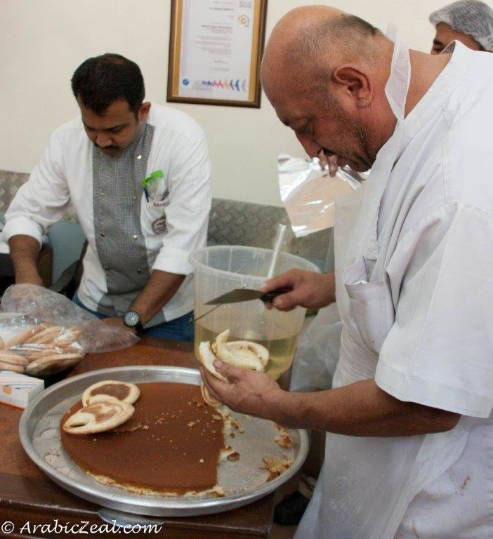 Al Samadi Sweets Lebanese breakfast_