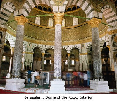 Dome of the Rock, Mosque in Jerusalem