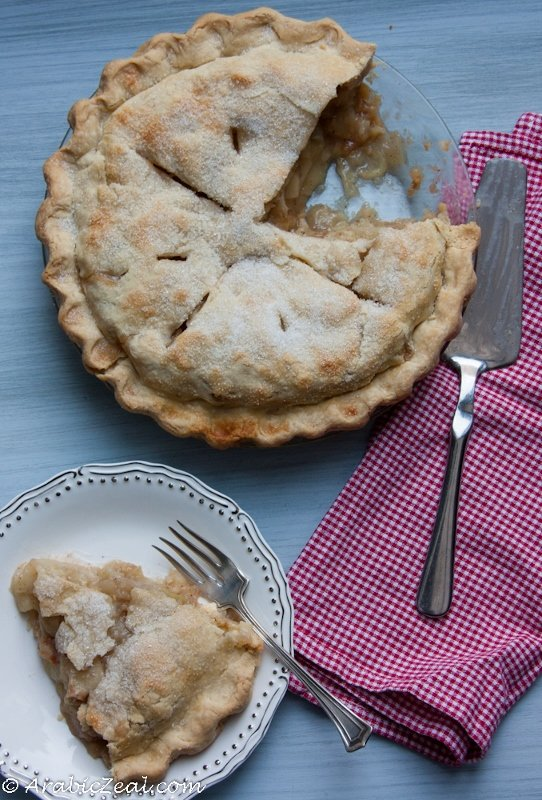 Applie Pie ~ Traditional pastry