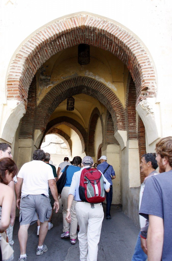 Tangier Medina Entrance