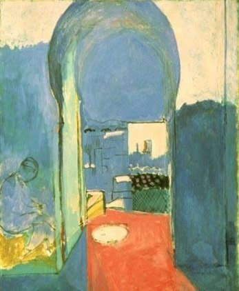 The Casbah Gate, Henri Matisse