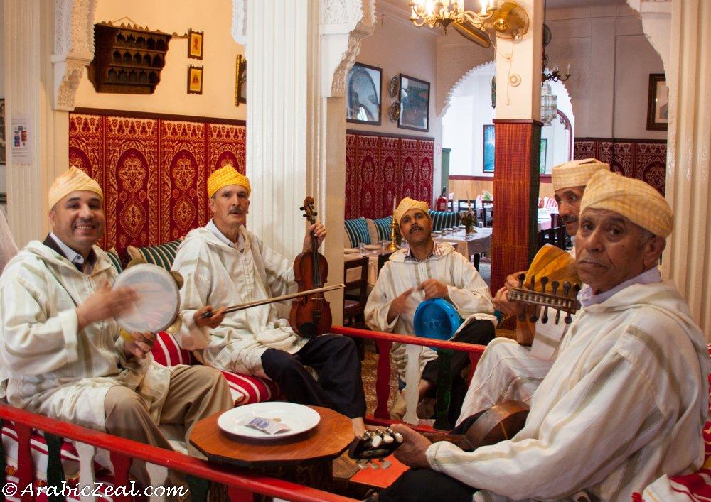 Tangier, Morocco ~ Restaurant Hamadi