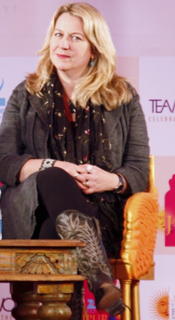 Jaipur Literature Festival  ~ Cheryl Strayed, author of Wild