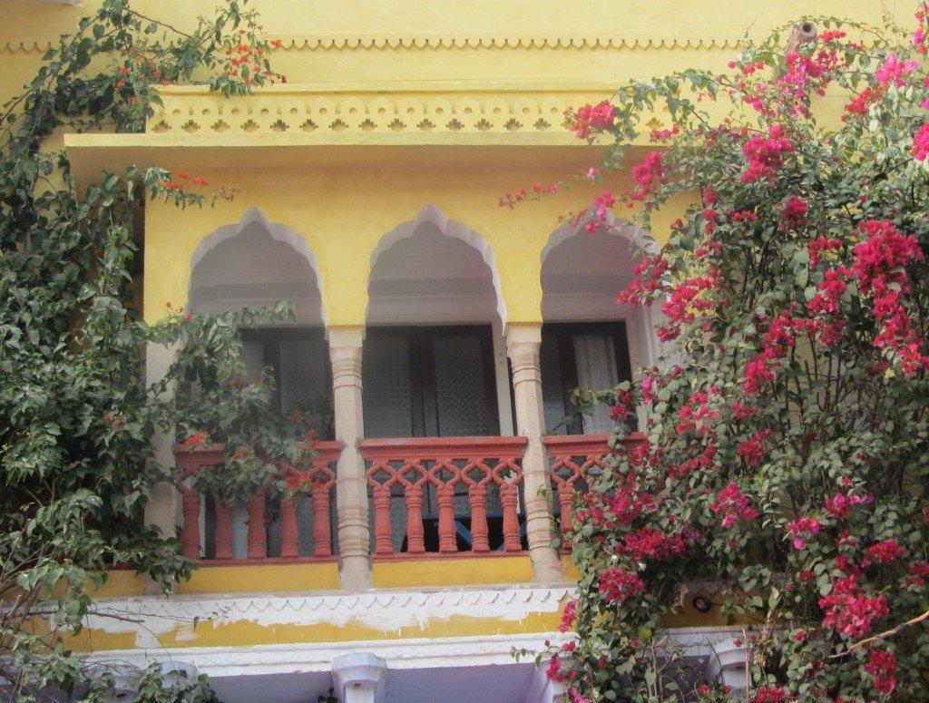 Jaipur Literature Festival ~ Diggi Palace
