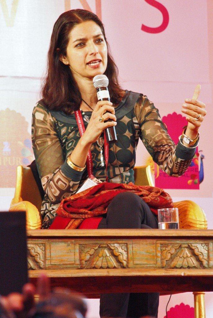 Jaipur Literature Festival  ~ Jhumpa Lahiri