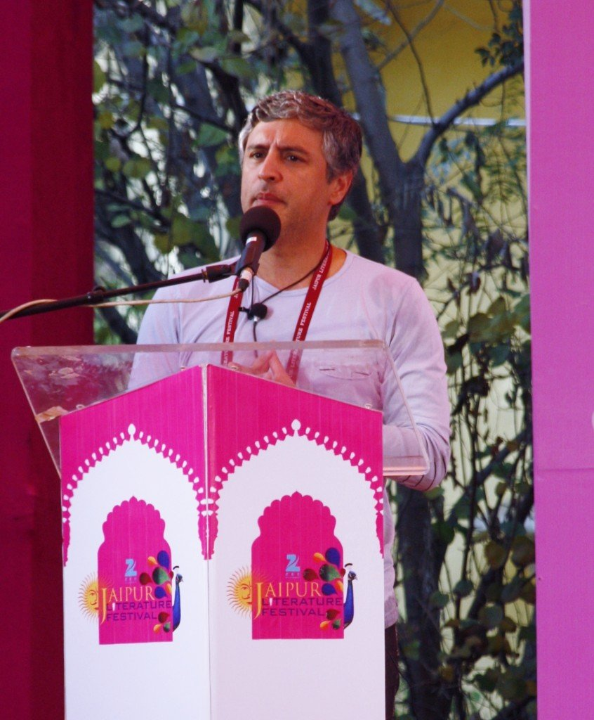 Jaipur Literature Festival  ~ Reza Aslan