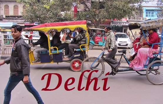 Delhi ~ Old Delhi