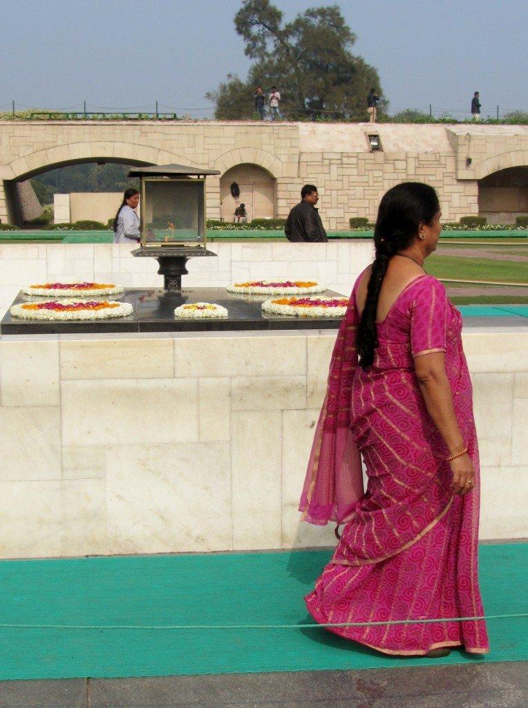 Delhi ~ Gandhi Memorial