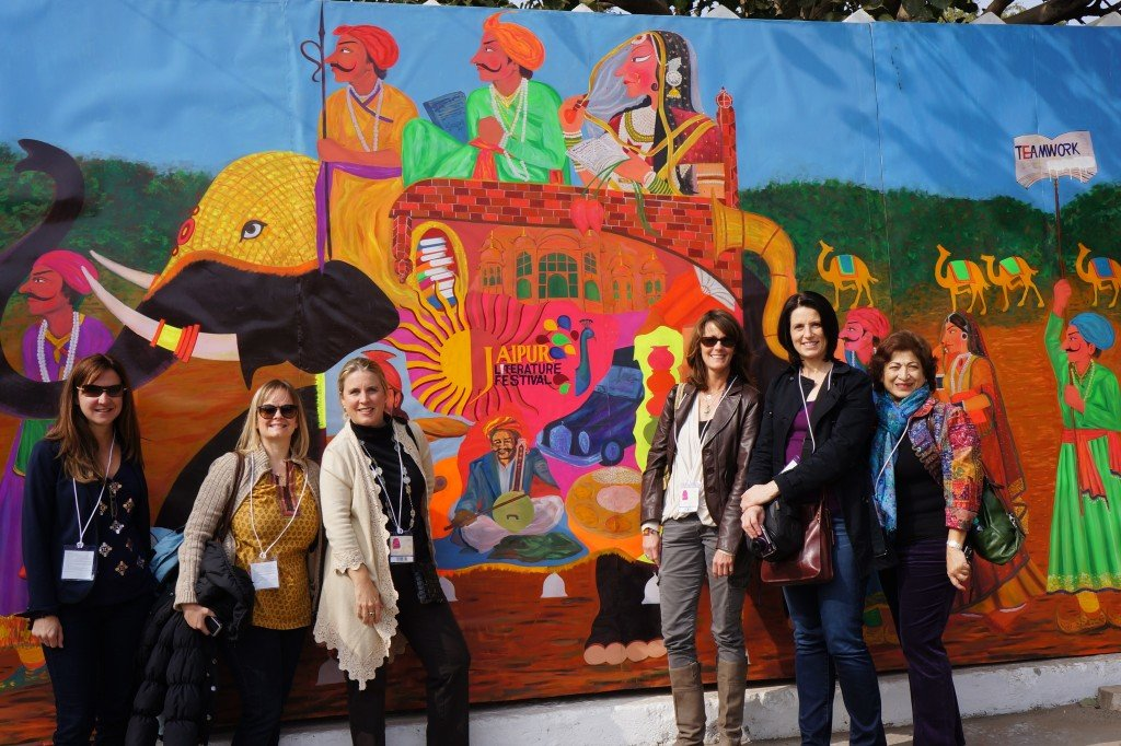 Jaipur Festival of Literature 2014
