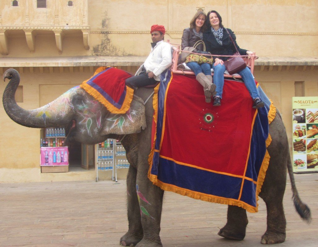 Jaipur Elephant Ride Amber Fort