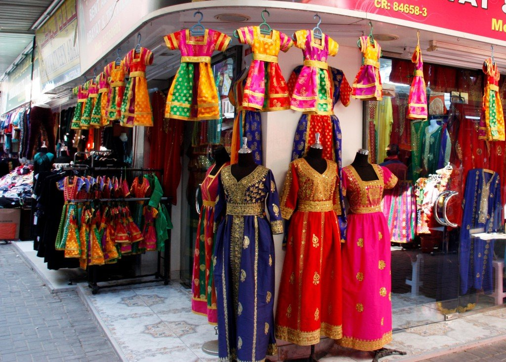 Bahrain dress shop
