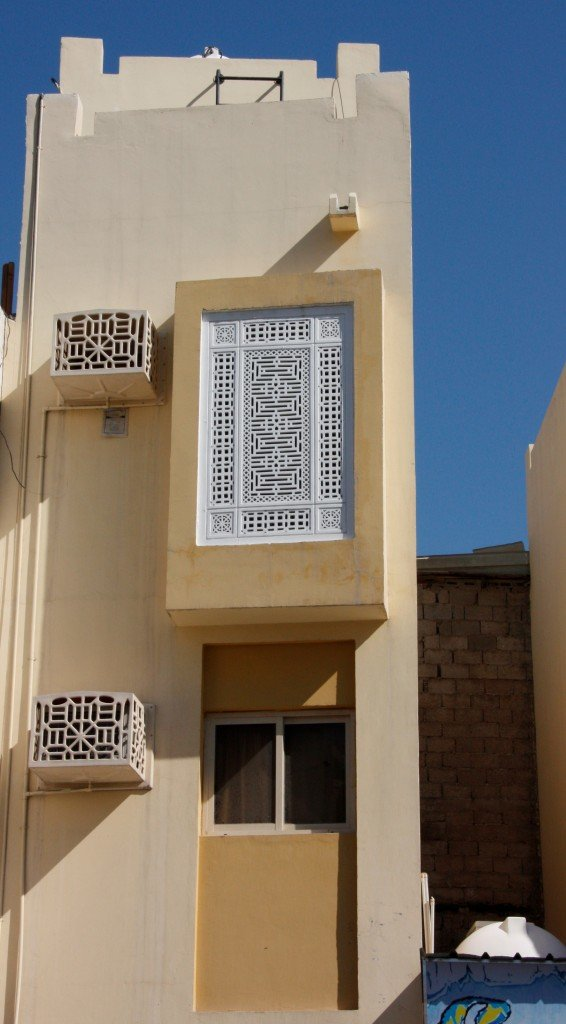 Bahrain window