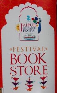 Jaipur Literature  Festival - Book Store