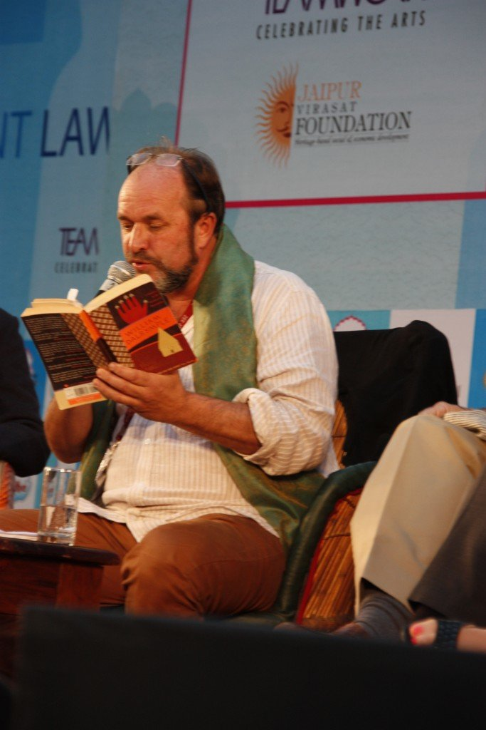 Jaipur Literature  Festival - William Dalrymple
