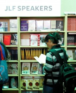 Jaipur Literature  Festival - reader