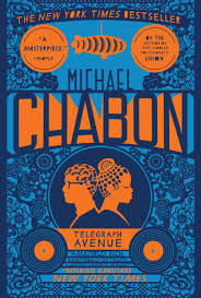 UWRF Telegraph Avenue by Michael Chabon