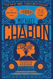 UWRF Telegraph Avenue by Michael Chabon