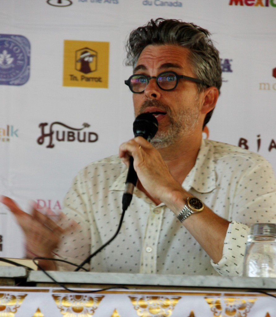Ubud Writers Festival - Michael Chabon