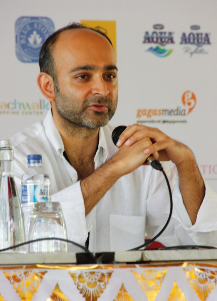 Ubud Writers Festival - Mohsin Hamid