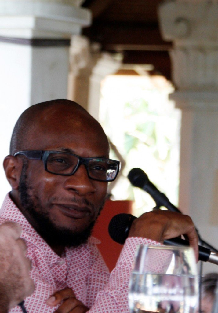 Ubud Writers Festival - Teju Cole