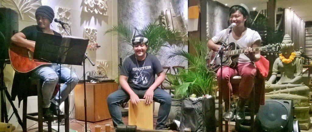 Ubud - Hotel Band