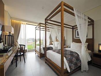 Ubud Plataran hotel room