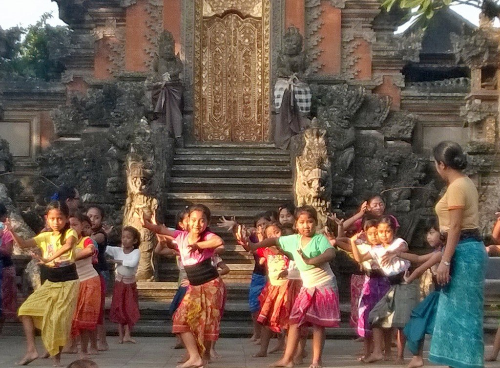 Ubud - Traditional Balinese dance