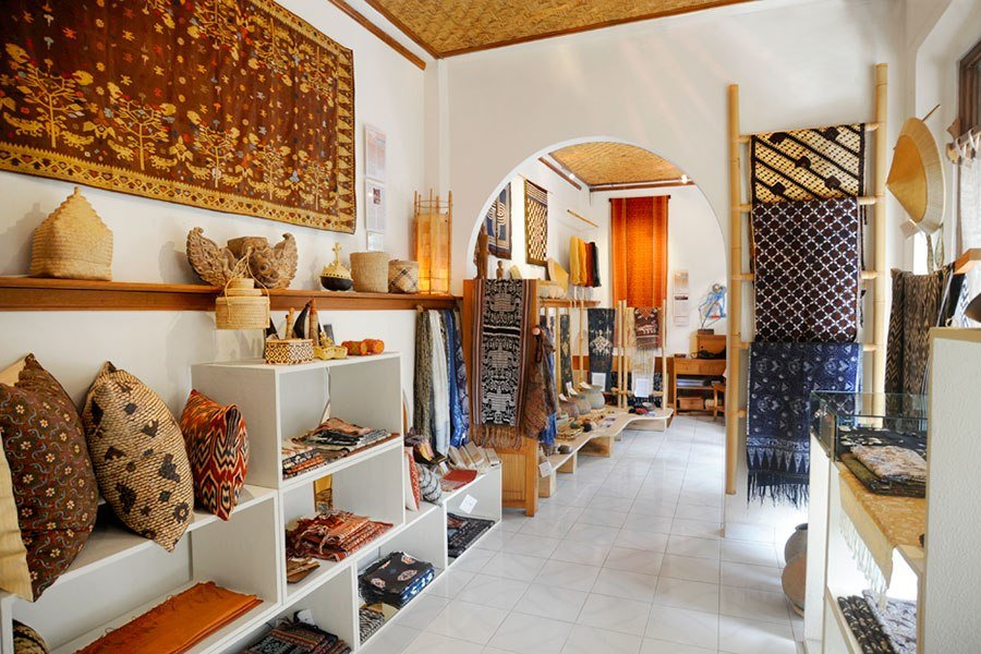 Ubud boutique