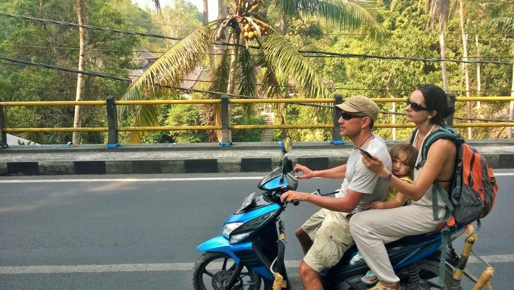 Ubud expat family